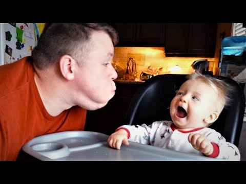 Let's Laugh together With Cute and Funny Baby Videos - Funniest Home Videos