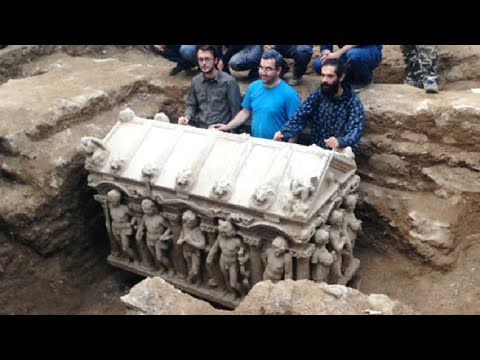 12 Most Incredible Ancient Artifacts Finds