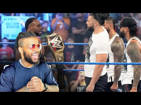 WWE Top 10 Friday Night SmackDown moments: Sept. 17, 2021 | Reaction