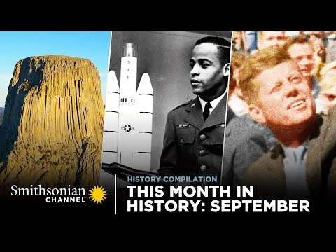 This Month in History: September