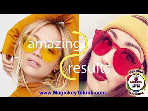 Chromotherapy glasses by Magickey Teknik®, for the perfect  balance of a lifetime! Sujok Therapy!