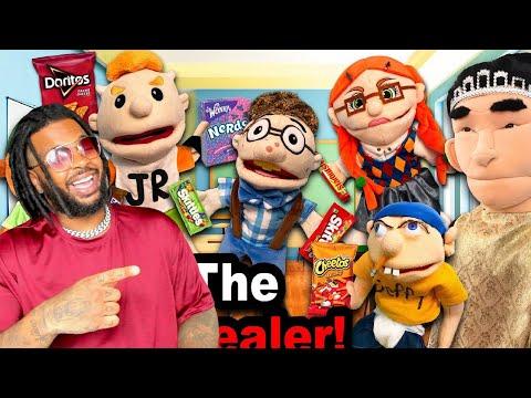 SML Movie: Junior The Snack Dealer!