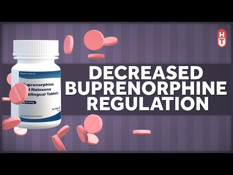 Buprenorphine Regulations and Better Treatment of Addiction