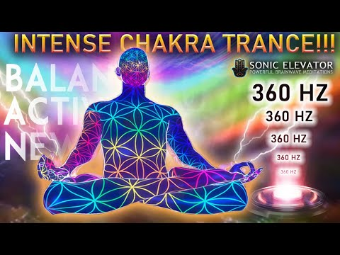 Powerful Third Eye Chakra Activation (BRAIN WAVES MEDITATION FOR INNER POWER!!!) Pineal Gland Music