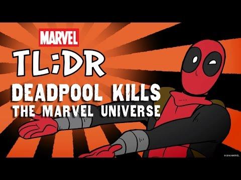 What is Deadpool Kills the Marvel Universe? - Marvel TL DR