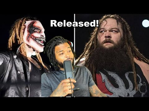 Casual Fan Reacts To Bray Wyatt (The Fiend) Being Released