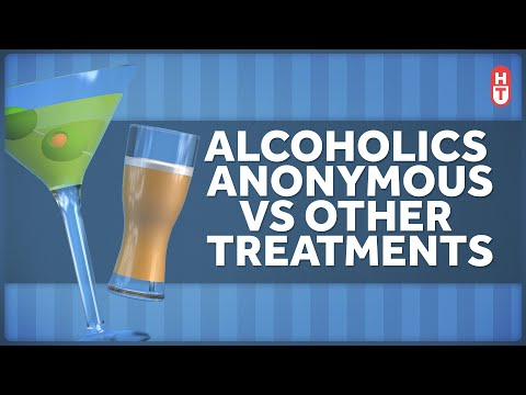Alcoholics Anonymous vs Other Treatments