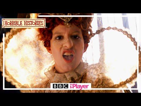 Queenian Rhapsody Song   Horrible Histories   CBBC