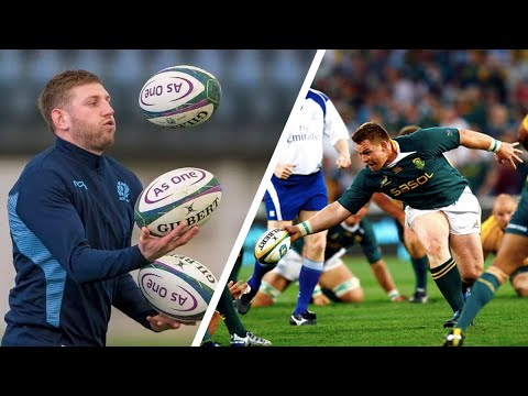 Outrageous Handling and Ball Control in Rugby!