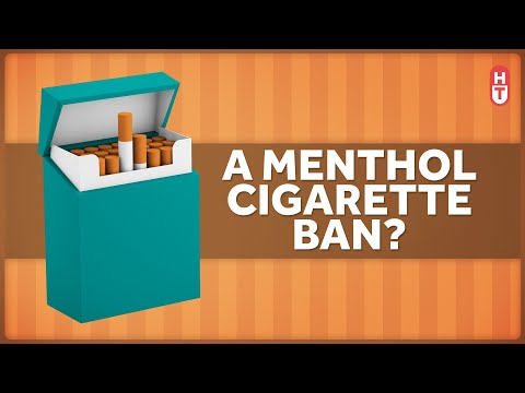 The Proposed FDA Ban on Menthol Cigarettes