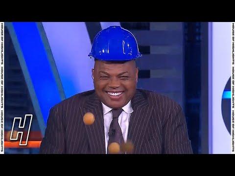 Chuck GUARANTEES 76ers Game 7 Win vs Hawks - Inside the NBA | 2021 NBA Playoffs