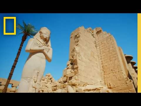 The Egyptian and Hittite Peace Treaty | Lost Treasures of Egypt