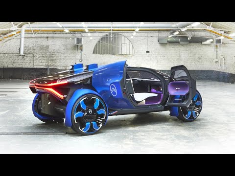4 COOLEST ELECTRIC CARS in 1 Minute